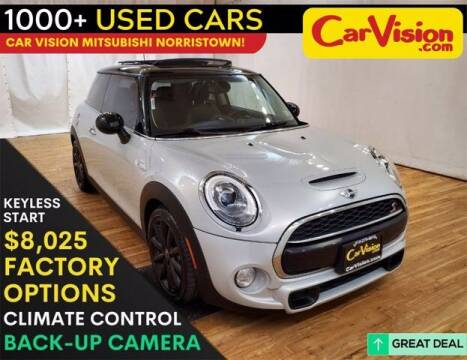 2018 MINI Hardtop 2 Door for sale at Car Vision Buying Center in Norristown PA