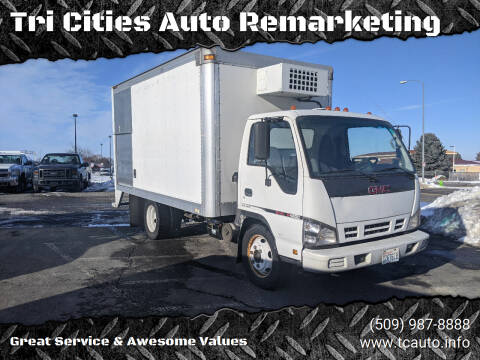 2006 GMC W4500 for sale at Tri Cities Auto Remarketing in Kennewick WA