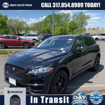 2019 Jaguar F-PACE for sale at INDY AUTO MAN in Indianapolis IN