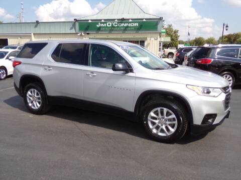 2019 Chevrolet Traverse for sale at Jim O'Connor Select Auto in Oconomowoc WI