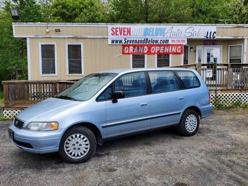 1997 Honda Odyssey for sale in Rockville, MD