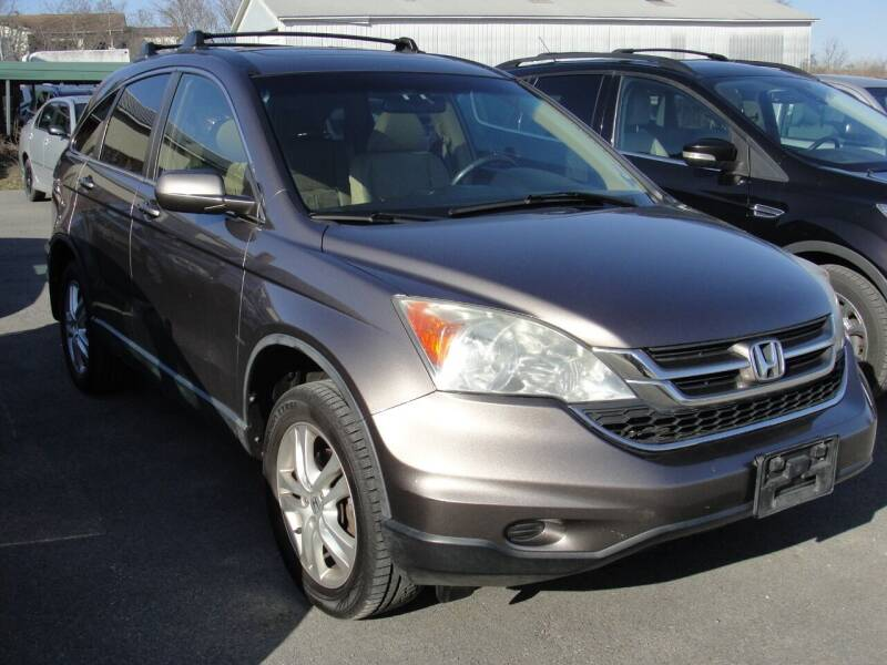 2011 Honda CR-V for sale at Turnpike Auto Sales LLC in East Springfield NY