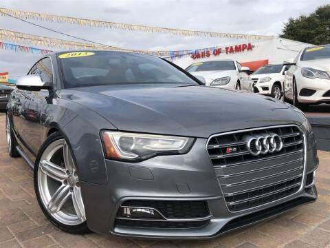2013 Audi S5 for sale at Cars of Tampa in Tampa FL