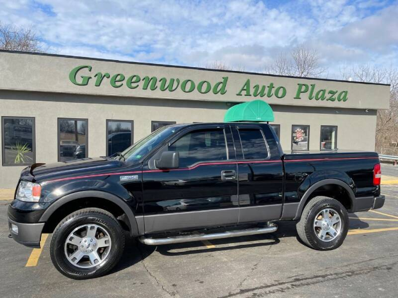 2004 Ford F-150 for sale at Greenwood Auto Plaza in Greenwood MO