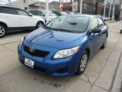 2009 Toyota Corolla for sale at CAR CENTER INC in Chicago IL