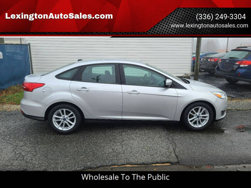 2018 Ford Focus for sale at LexingtonAutoSales.com in Lexington NC