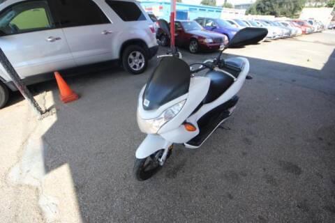 2011 Honda PCX125 for sale at Phantom Motors in Livermore CA