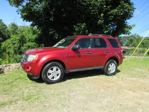 2012 Ford Escape for sale at ABC AUTO LLC in Willimantic CT