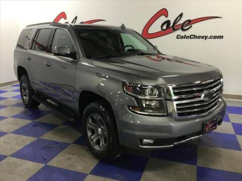 2018 Chevrolet Tahoe for sale at Cole Chevy Pre-Owned in Bluefield WV