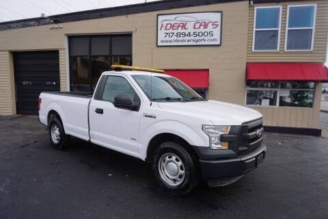 2015 Ford F-150 for sale at I-Deal Cars LLC in York PA