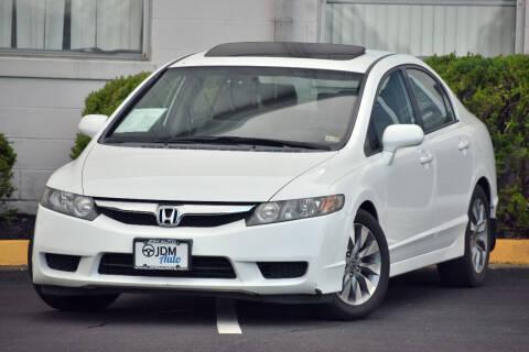 2009 Honda Civic for sale at JDM Auto in Fredericksburg VA
