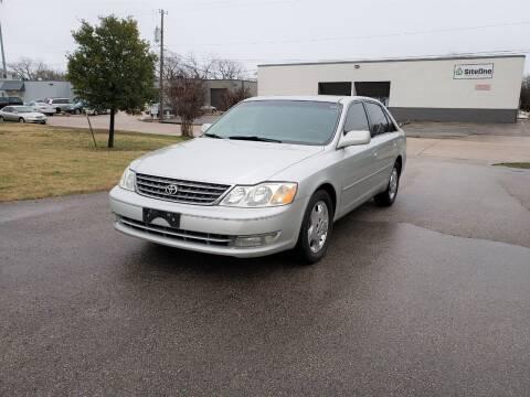 2004 Toyota Avalon for sale at Image Auto Sales in Dallas TX