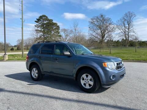 2011 Ford Escape for sale at GTO United Auto Sales LLC in Lawrenceville GA