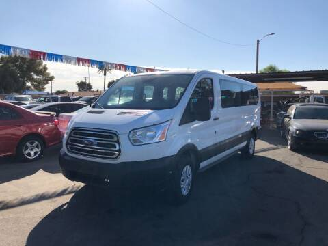 2019 Ford Transit Passenger for sale at Valley Auto Center in Phoenix AZ