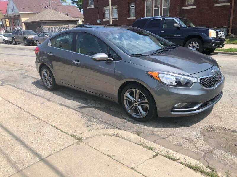 2016 Kia Forte for sale at Trans Auto in Milwaukee WI