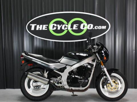 1990 Suzuki GS 500 for sale at THE CYCLE CO in Columbus OH