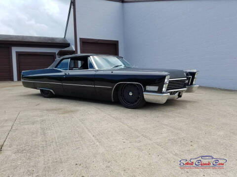 1967 Cadillac DeVille for sale at SelectClassicCars.com in Hiram GA