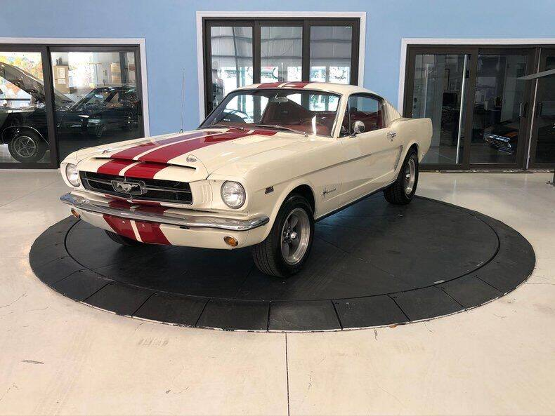 1965 Ford Mustang Fastback for sale at AZ Classic Rides in Scottsdale AZ