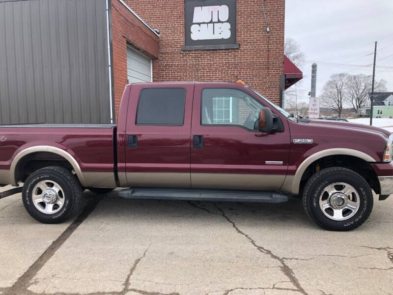 2006 Ford F-250 Super Duty for sale at LeDioyt Auto in Berlin WI