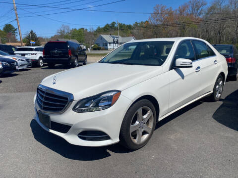 2014 Mercedes-Benz E-Class for sale at Top Quality Auto Sales in Westport MA
