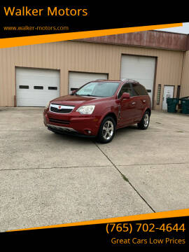 2009 Saturn Vue for sale at Walker Motors in Muncie IN