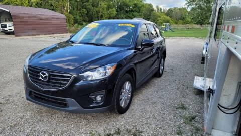 2016 Mazda CX-5 for sale at Clare Auto Sales, Inc. in Clare MI