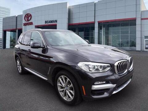 2019 BMW X3 for sale at BEAMAN TOYOTA in Nashville TN