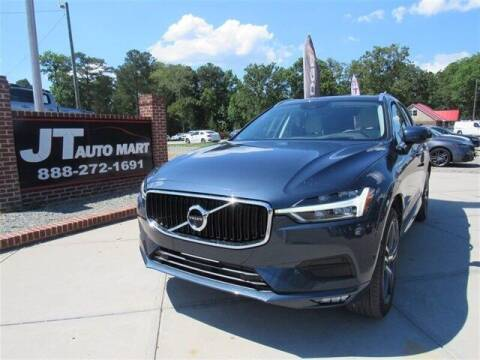 2018 Volvo XC60 for sale at J T Auto Group in Sanford NC