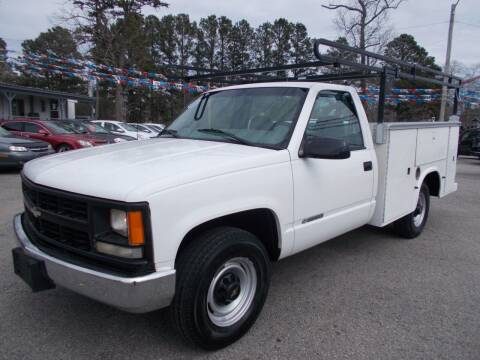 2000 Chevrolet C/K 2500 Series for sale at Culpepper Auto Sales in Cullman AL