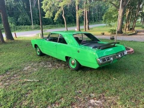 1972 Dodge Dart for sale at Classic Car Deals in Cadillac MI