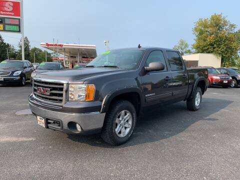 2011 GMC Sierra 1500 for sale at Excellent Autos in Amsterdam NY
