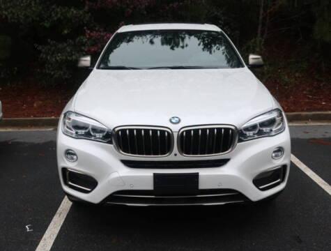 2016 BMW X6 for sale at Southern Auto Solutions - Georgia Car Finder - Southern Auto Solutions - BMW of South Atlanta in Marietta GA