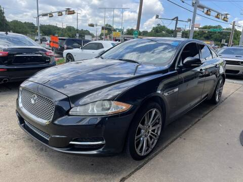 2012 Jaguar XJ for sale at Pary's Auto Sales in Garland TX
