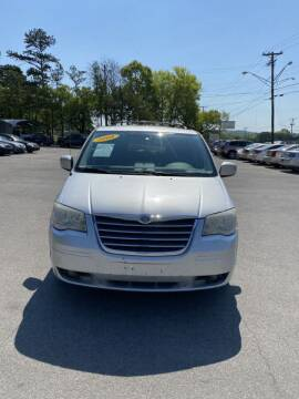 2008 Chrysler Town and Country for sale at Elite Motors in Knoxville TN