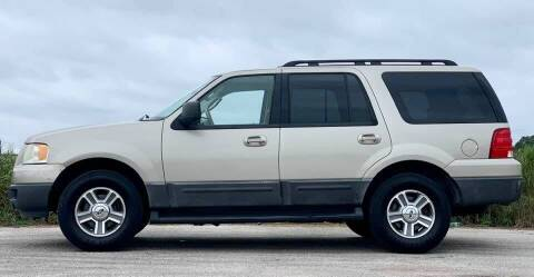 2005 Ford Expedition for sale at Palmer Auto Sales in Rosenberg TX