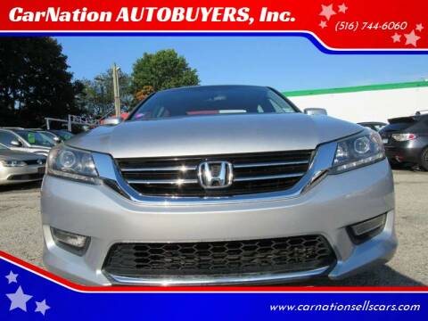 2013 Honda Accord for sale at CarNation AUTOBUYERS, Inc. in Rockville Centre NY