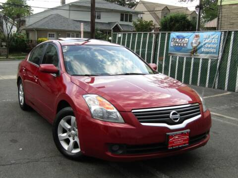 2009 Nissan Altima for sale at The Auto Network in Lodi NJ