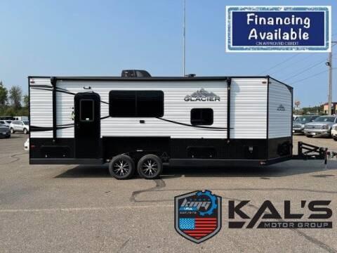 2022 Glacier 22' RV Explorer for sale at Kal's Motorsports - Fish Houses in Wadena MN