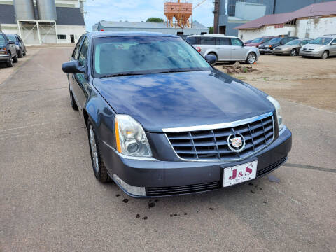 2010 Cadillac DTS for sale at J & S Auto Sales in Thompson ND