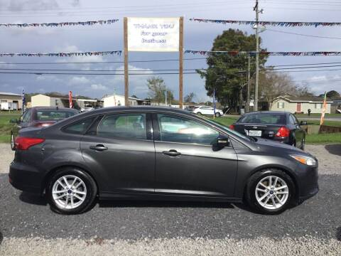 2016 Ford Focus for sale at Affordable Autos II in Houma LA