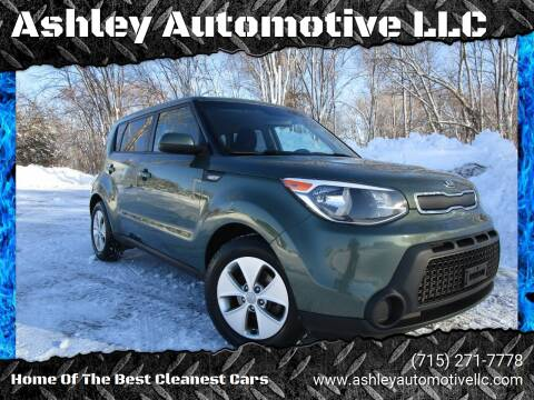 2014 Kia Soul for sale at Ashley Automotive LLC in Altoona WI