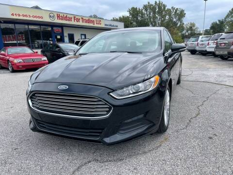 2016 Ford Fusion Hybrid for sale at H4T Auto in Toledo OH