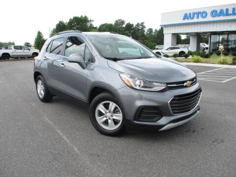 2019 Chevrolet Trax for sale at Auto Gallery Chevrolet in Commerce GA