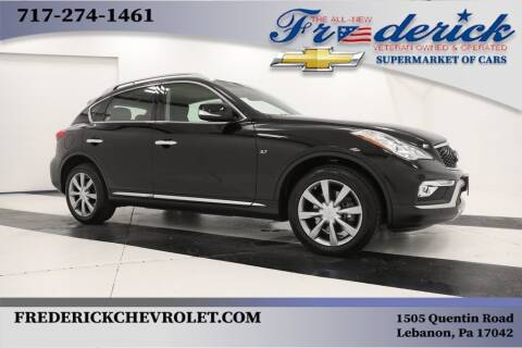 2017 Infiniti QX50 for sale at Lancaster Pre-Owned in Lancaster PA