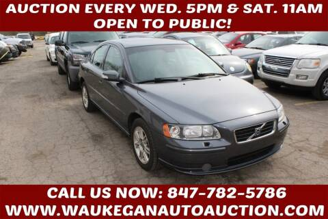 2008 Volvo S60 for sale at Waukegan Auto Auction in Waukegan IL