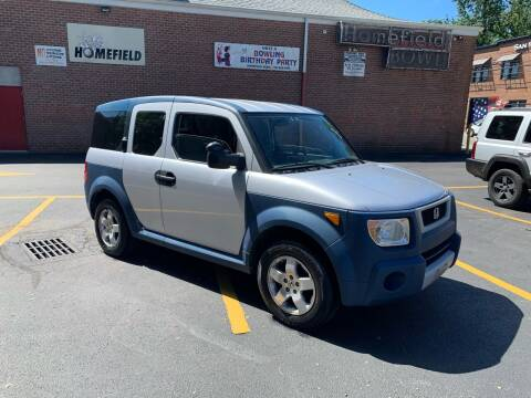 2005 Honda Element for sale at Deleon Mich Auto Sales in Yonkers NY