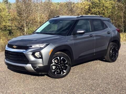 2022 Chevrolet TrailBlazer for sale at STATELINE CHEVROLET BUICK GMC in Iron River MI