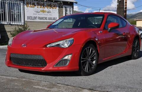 2014 Scion FR-S for sale at AMC Auto Sales, Inc. in Fremont CA