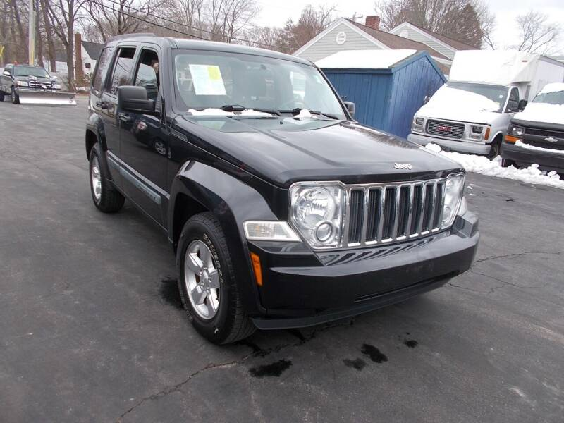 2010 Jeep Liberty for sale at MATTESON MOTORS in Raynham MA