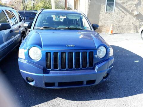 2009 Jeep Compass for sale at GALANTE AUTO SALES LLC in Aston PA